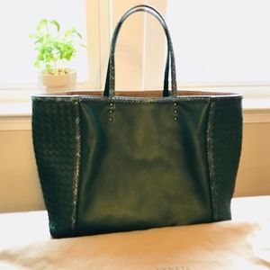 Bottega Veneta Bags - Bottega Veneta Napa Leather Tote with Snakes bag c9e4ec844c